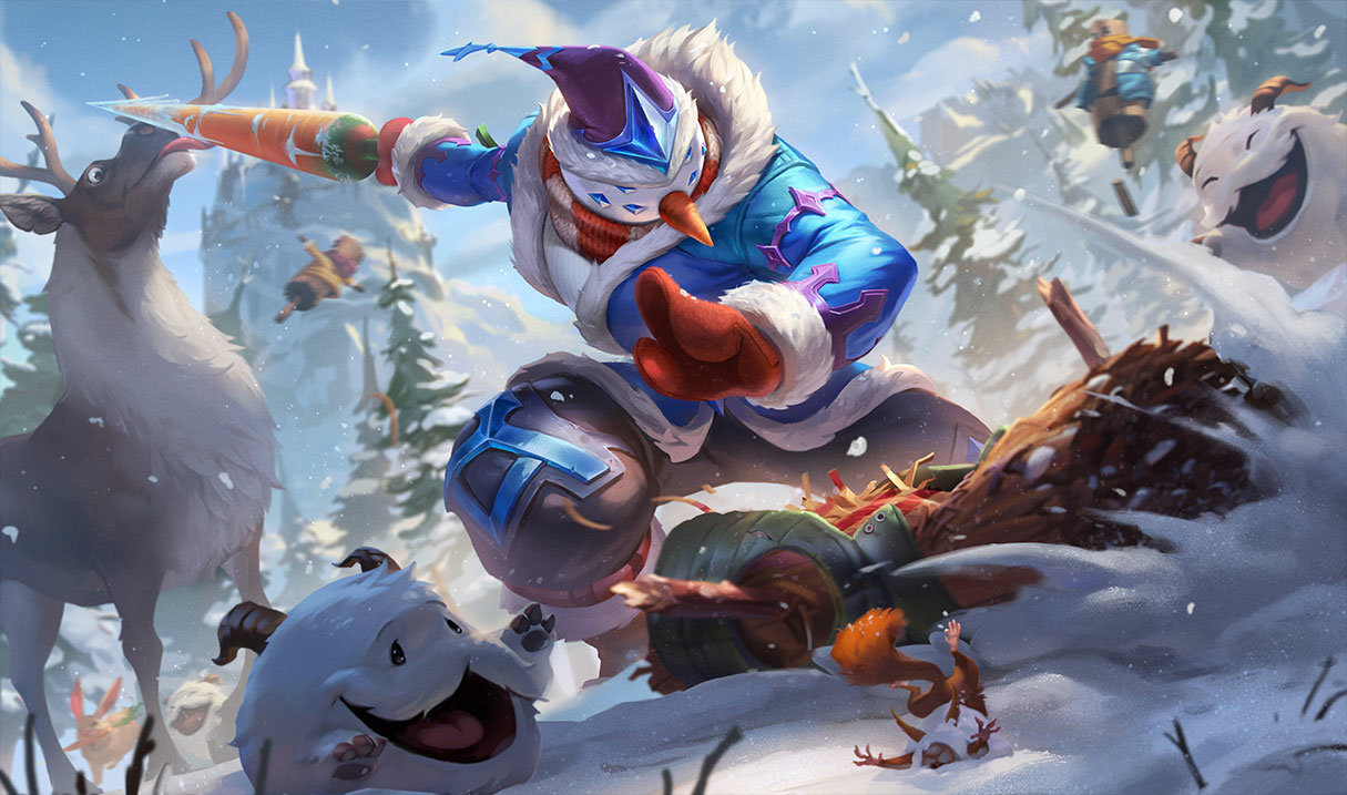 Snow Man Yi