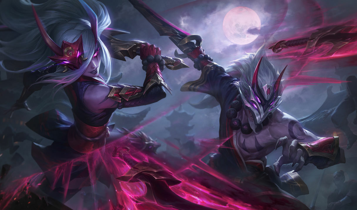 Blood Moon Master Yi