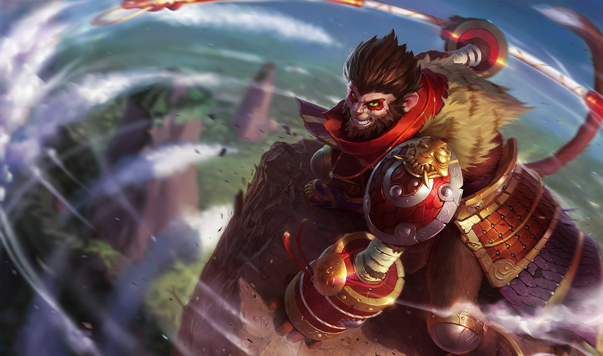 Wukong, El Rey Mono - League of Legends