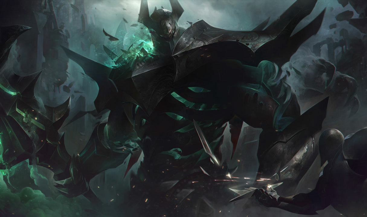 Long Lores for Karthus, Hecarim, Mordekaiser and Thresh have