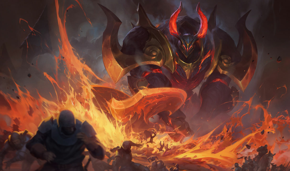 Mordekaiser Infernal