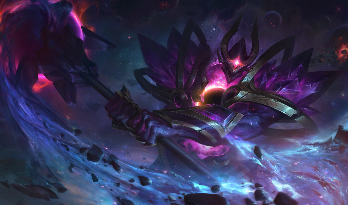 Dark Star Mordekaiser