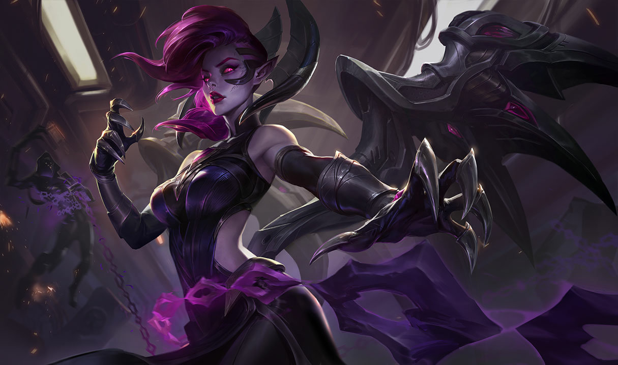 Morgana | League of Legends