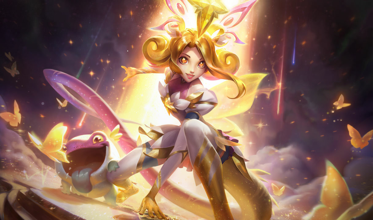 Star Guardian Neeko Prestige Edition