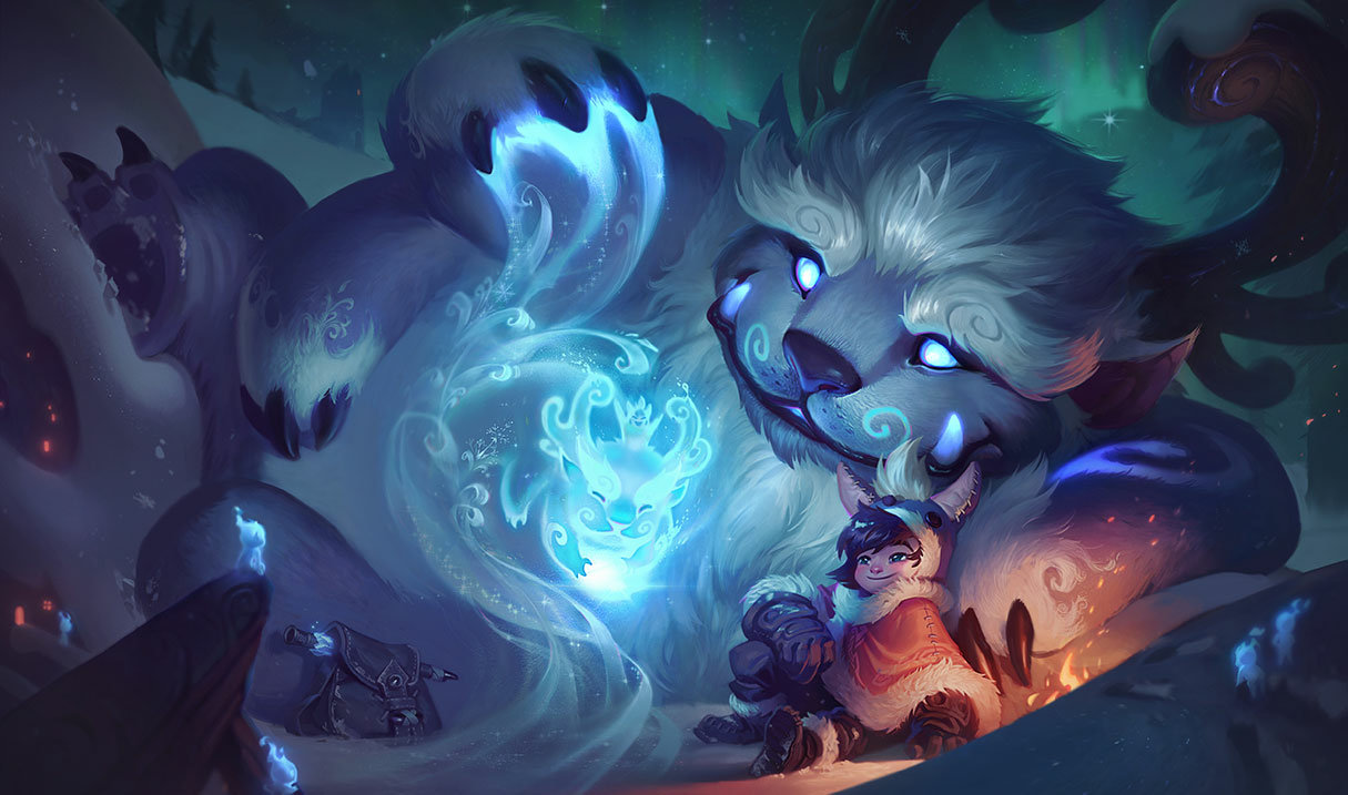 Nunu League Of Legend