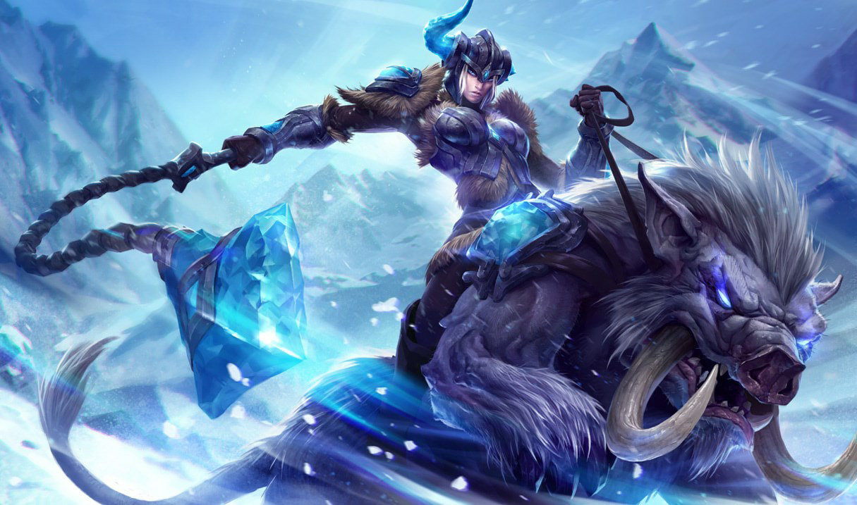 Sejuani, Fury of the North - League of Legends