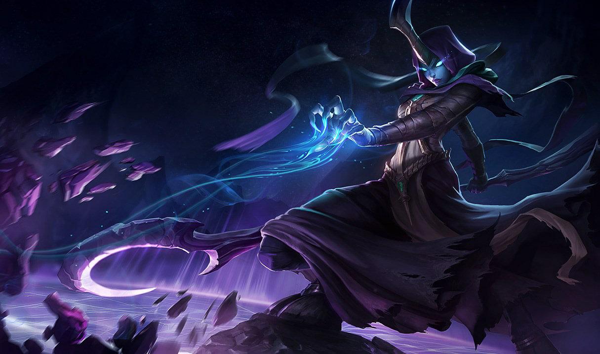 Reaper Soraka