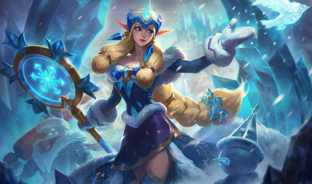 Winter Wonder Soraka