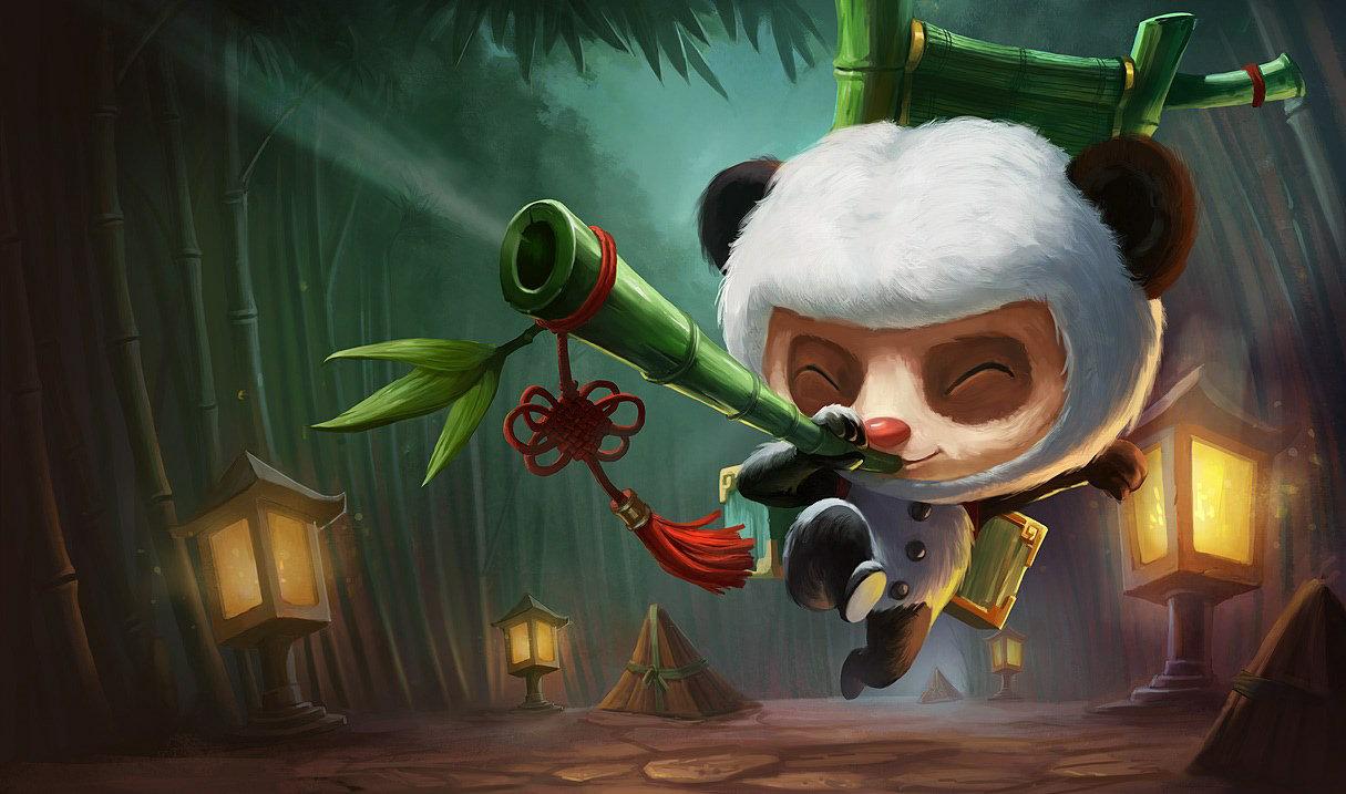 Teemo Osito Panda