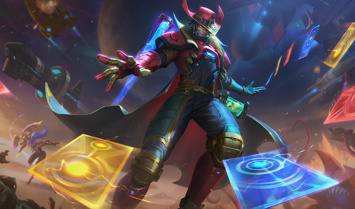 Odyssey Twisted Fate