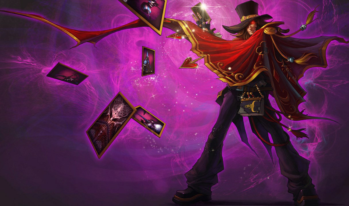 The Magnificent Twisted Fate