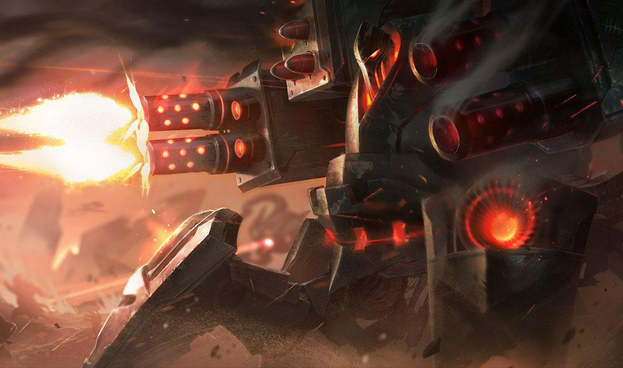 Urgot | League of Legends
