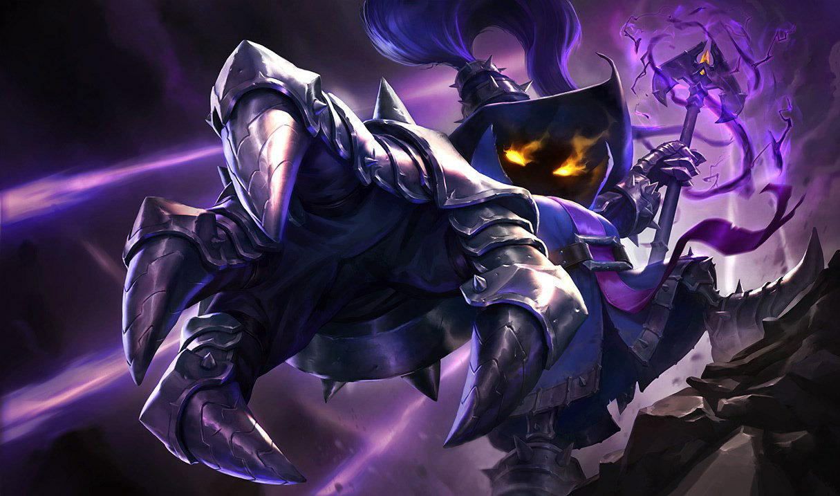 Veigar, the Tiny Master of Evil - League of Legends