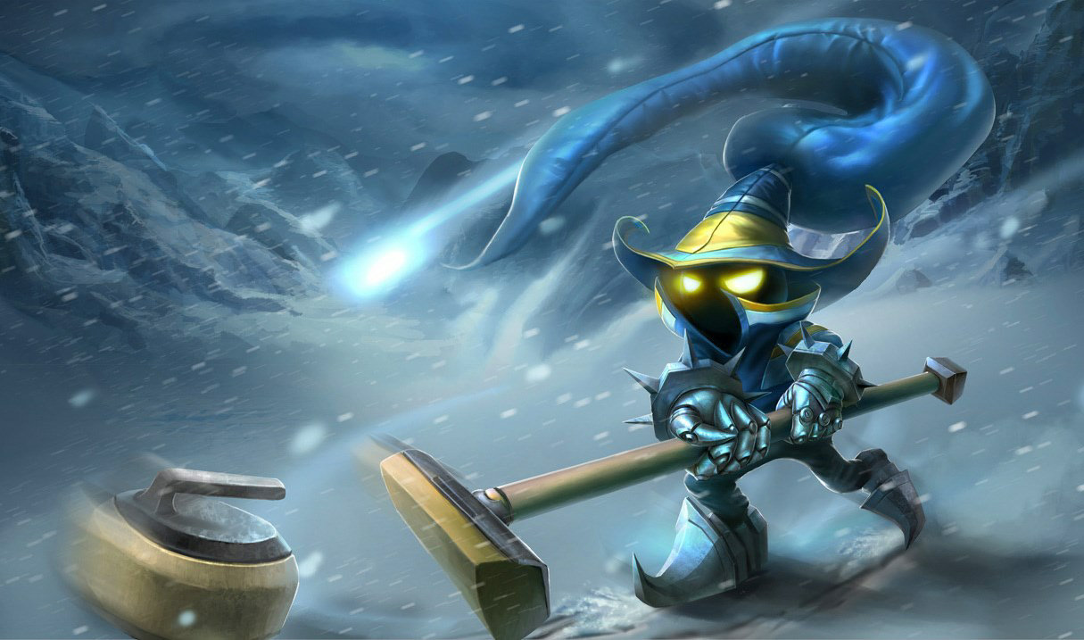 Veigar League Of Legends