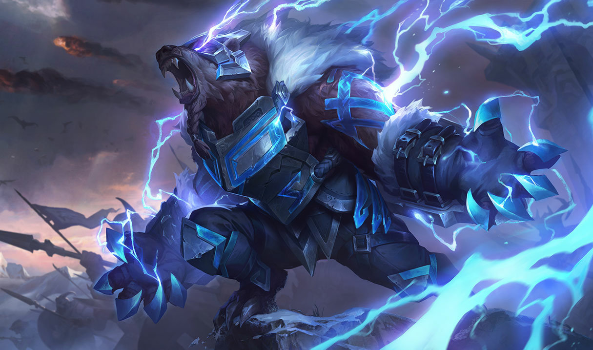 Runeguard Volibear