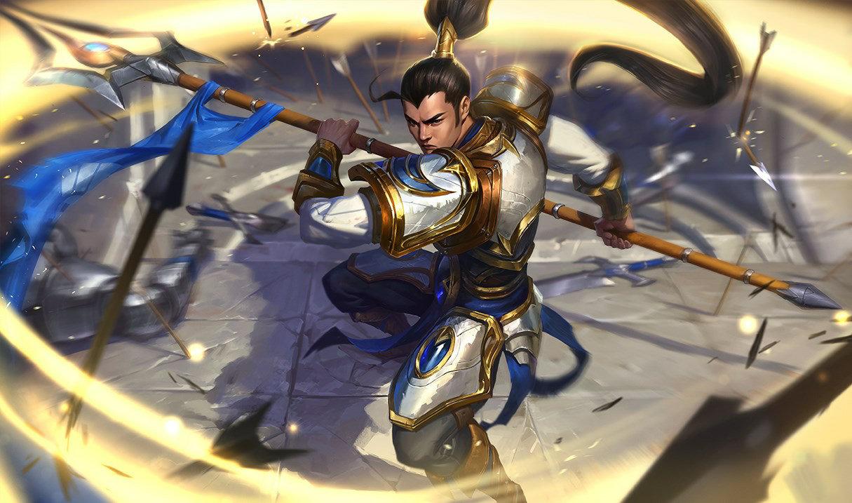 Resultado de imagem para Xin zhao lol