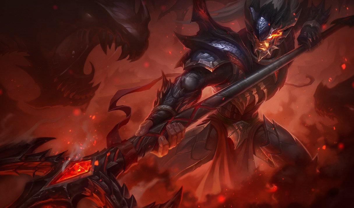 Убийца драконов Ксин Жао, Убийца драконов Ксин Жао