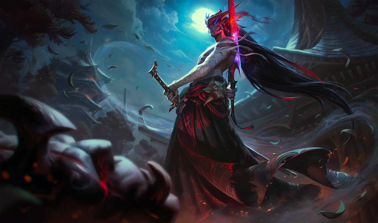 Yone, the Unforgotten - League of Legends