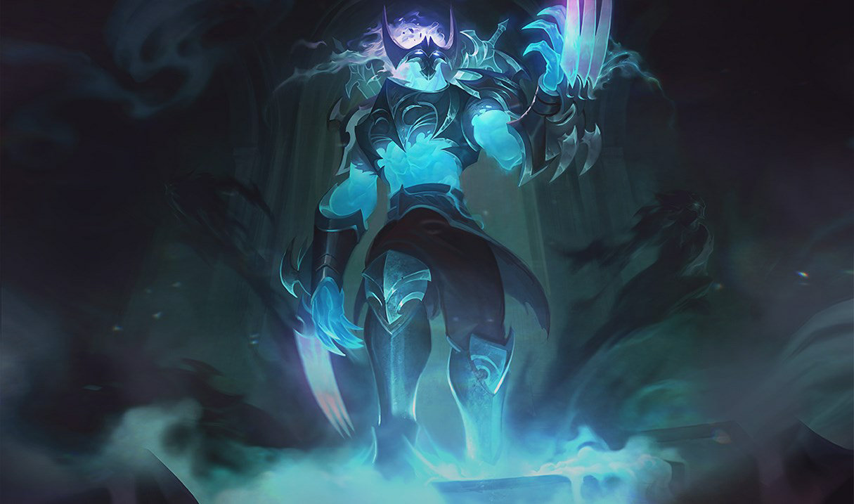 Zed The Master Of Shadows League Of Legends